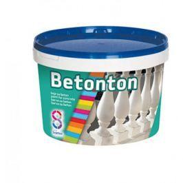 Chromos-Svjetlost Betonton - farba na betón - červený - 0,75 L
