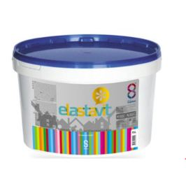 Chromos-Svjetlost Elastavit - silikónová elastická samoumývateľná fasádna farba  - biely - 15 L