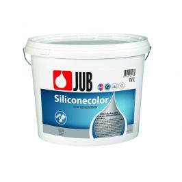 JUB SILICONECOLOR - silikónová fasádna farba - biely - 5 l
