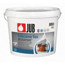 JUB SILICONE FAS - silikónová mikroarmová fasádna farba - biely - 15 l