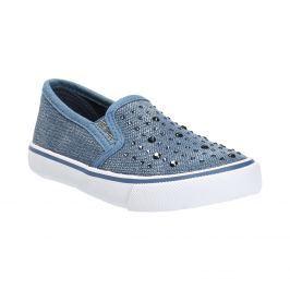 Detská obuv v štýle Slip-on