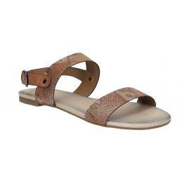 Dámske sandále so vzorom