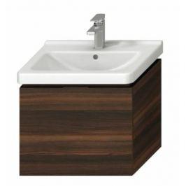 Kúpeľňová skrinka pod umývadlo Jika Cubito 59x42,7x48 cm v dekore tmavej borovice H40J4233014611