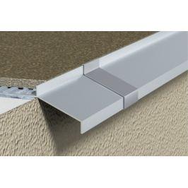 Havos Lišta balkónová hliník elox, 9 mm ALEOP940250
