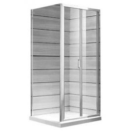Sprchové dvere Jika Lyra plus biela H2553810006651
