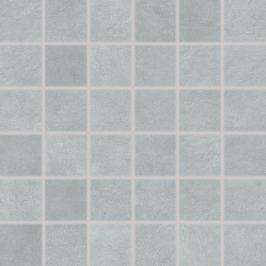 Mozaika Rako Extra svetlo šedá 30x30 cm mat DDM06723.1