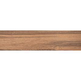 Dlažba Rako Board hnedá 30x120 cm, mat, rektifikovaná DAKVF143.1