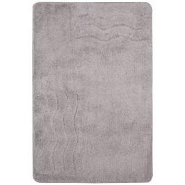 Kúpeľňová predložka Optima 90x60 cm svetlo šedá PRED010