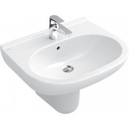 Umývadlo Villeroy & Boch O.Novo 55x45 cm otvor pre batériu uprostred 51605501
