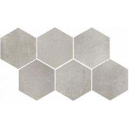Dekor Rako Via šedá 21x37 cm, mat, rektifikovaná FINEZA46628