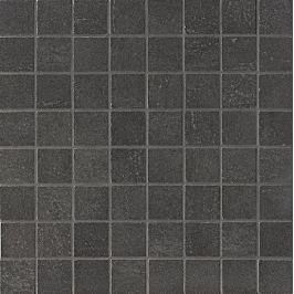 Mozaika Dom Pietra Luni nero 30x30 cm mat DPL70M