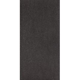 Dlažba Rako Unistone čierna 30x60 cm reliéfní DARSE613.1