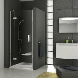 Sprchové dvere 90x190 cm levá Ravak Smartline chróm lesklý 0SL7BA00Z1