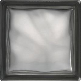 Glassblocks Luxfera 19x19 cm, grey 1908WGREY