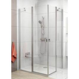 Sprchový kút Ravak Chrome štvorec 90 cm, sklo číre, chróm profil CRV290TCR