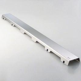 Rošt steel 80 cm Tece Drainline nerez mat 600883