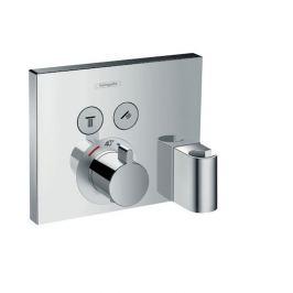 Hansgrohe Shower Select termostat s 2výstupy+držák 15765000
