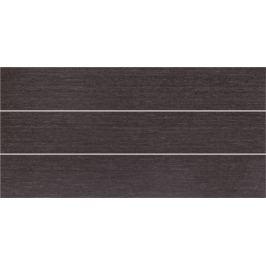 Dekor Rako Fashion čierna 30x60 cm mat DDFSE624.1