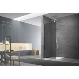 Sprchová zástena walk-in 120x200 cm Siko Walk-in SIKOWI120KS