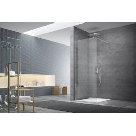 Pevná stena Siko Walk-in Walk-in 140 cm, sklo číre SIKOWI140