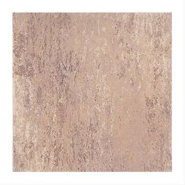 Dlažba Rako Travertin hnedá 30x30 cm reliéfní DAR35037.1