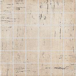 Mozaika Dom Khadi white 33x33 cm, mat DKHX10