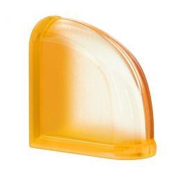 Luxfera Glassblocks MiniGlass marhuľová 15x15x8 cm sklo MGSCEAPR