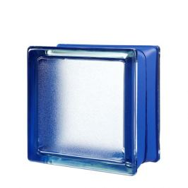 Luxfera Glassblocks MiniGlass modrá 15x15x8 cm sklo MGSBLU
