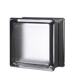 Luxfera Glassblocks MiniGlass sivá 15x15x8 cm sklo MGSLIC