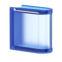 Luxfera Glassblocks MiniGlass modrá 15x15x8 cm sklo MGSLEBLU