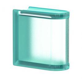 Luxfera Glassblocks MiniGlass mätová 15x15x8 cm sklo MGSLEMIN
