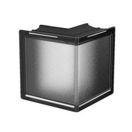 Glassblocks Luxfera 14,6x14,6 cm, šedá MGSCORLIC