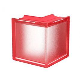 Luxfera Glassblocks MiniGlass červená 15x15x8 cm sklo MGSCORCHE