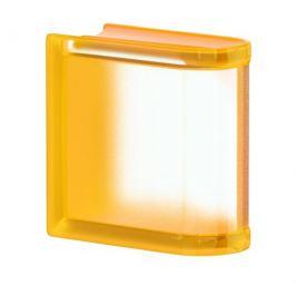 Glassblocks Luxfera 14,6x14,6 cm, broskyňová MGSLEAPR