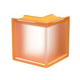 Luxfera Glassblocks MiniGlass marhuľová 15x15x8 cm sklo MGSCORAPR