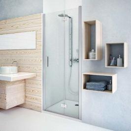 Sprchové dvere 110x201,2 cm pravá Roth Tower Line chróm lesklý 739-110000P-00-02