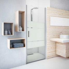 Sprchové dvere 120x201,2 cm Roth Tower Line chróm matný 728-1200000-01-20