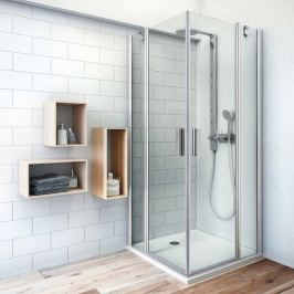 Sprchové dvere 110x201,9 cm Roth Tower Line chróm matný 724-1100000-01-02