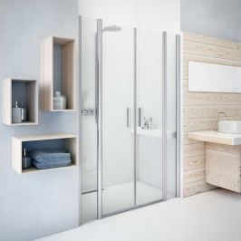 Sprchové dvere 110x201,2 cm Roth Tower Line chróm lesklý 721-1100000-00-02