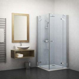 Sprchové dvere 100x201,7 cm levá Roth Elegant Line chróm lesklý 132-100000L-00-02