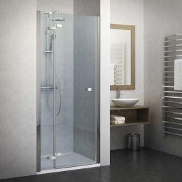 Sprchové dvere 110x201,7 cm levá Roth Elegant Line chróm lesklý 134-110000L-00-02