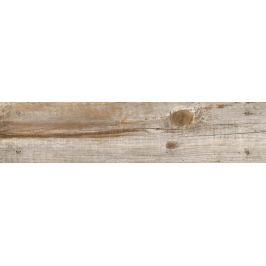 Dlažba Oset Nail Wood grey 15x66 cm mat NWOOD66LUGR