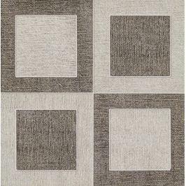 Dekor Dom Tweed antracite 29,6x29,6 cm mat DTWB74