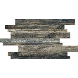 Mozaika Fineza Timber Design pepper muretto 30x30 cm, mat, rektifikovaná TIMDEMURPE
