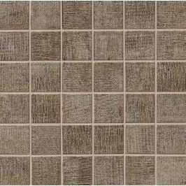 Mozaika Dom Tweed brown 30x30 cm, mat DTWM60