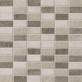 Mozaika Dom Tweed mix farieb muretto cold 30x30 cm, mat DTWM02M