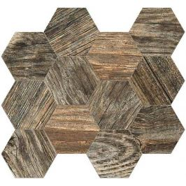 Mozaika Fineza Timber Design stonewash 31,5x36,5 cm mat TIMDEMOSESSW