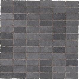 Mozaika Dom Entropia antracite 30x30 cm mat DEN70MM