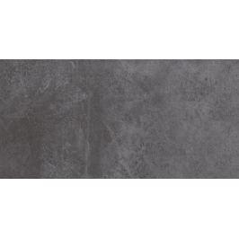 Dlažba Dom Entropia antracite 30x60 cm mat DEN370