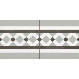 Lem Peronda FS Patchworks Henley grey fog 22,5x45 cm mat CHENLEYFGR